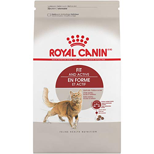 Royal Canin Adult Fit & Active Dry Adult Cat Food