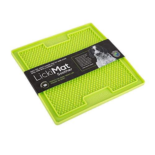 LickiMat - Alfombrilla para golosinas para perros, gatos y cachorros