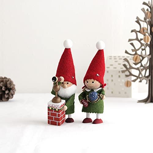 ノルディカニッセ イヤーズノルディカ 2021 クリスマス 雑貨 木製 人形 北欧 限定