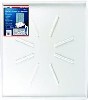 Camco Front-Load Washing Machine Drain Pan, Protects Your Floor from Washing Machine..