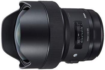 Sigma 14mm f/1.8 Art DG HSM Lens (for Canon EOS Cameras)