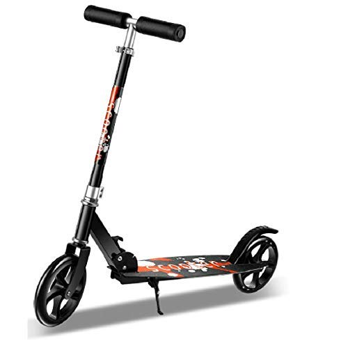 Nuokix monopatines, Los niños Patadas Scooter de Bicicleta estática Interior y Exterior Chica Bicicleta Muchacho de la Vespa Plegable 3~15 años de Edad de los niños Scooter de Equipos Deportivos de