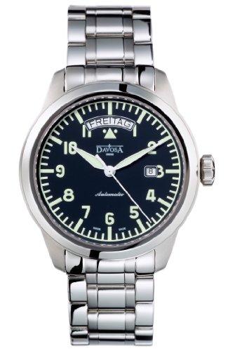 Davosa Herren Analog Automatik Uhr 16143150