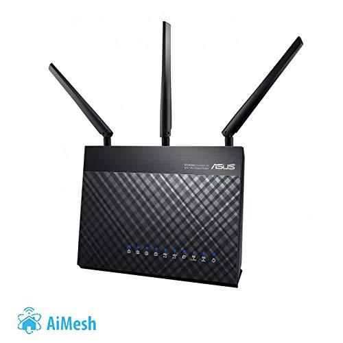 Asus DSL-AC68U Modem Router ADSL/VDSL Dual-Band...