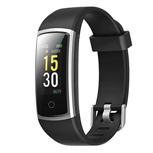 LATEC Orologio Fitness Tracker Android iOS Cardiofrequenzimetro Monitor per la Pressione del Sangue...