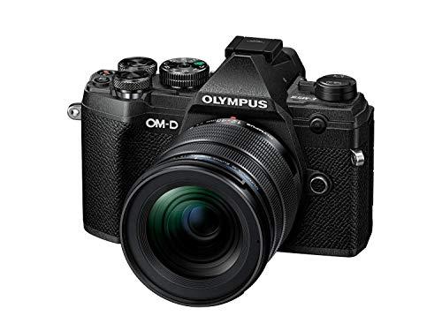 オリンパス OM-D E-M5 MarkIII 12-45mm F4.0 PROキット ブラック E-M5MIII1245mmLKBLK