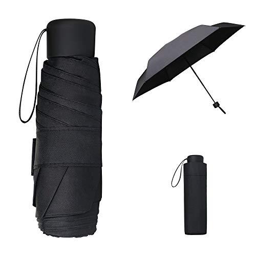 Vicloon Parapluie Pliant,Parapluie de Soleil & Parapluie de Voyage & Mini...