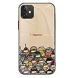Among us 人気 ホットゲーム iPhoneSE IPHONE SE 第2世代 スマートフォン 強化 ガラス アイフ……