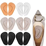 Foot Arch Support Pad for Women and Men, Adhesive Arch Support Insoles for Flats, Sandals, Shoe Inserts for Flat Feet, Plantar Fasciitis