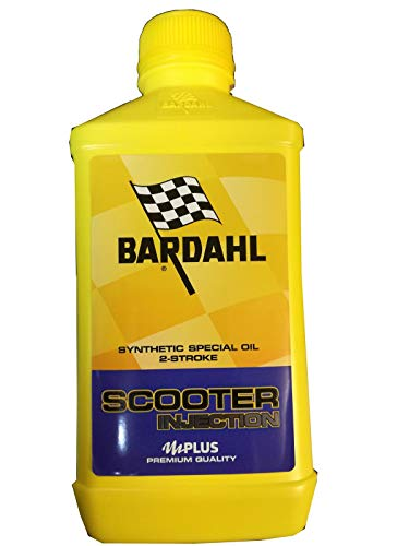Olio Sintetico 100% BARDAHL per Scooter 2 Tempi