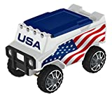 C3 US Flag Motorized Rover RC Cooler