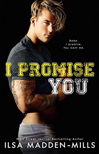 I Promise You: Stand-Alone College Sports Romance Kindle Edition