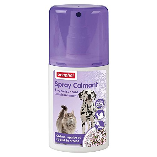Beaphar Calming Spray Ambiente para Perros y Gatos 125 Ml 125 g