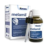 Humana Melamil, Melatonina Al 99%, Ayuda A Conciliar El Sueño, Complemento Alimenticio En Gotas...
