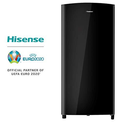 Hisense RR195D4DB1 Frigorifero Monoporta con comparto Freezer 3, 150 Litri, 43 Decibel, Senza...