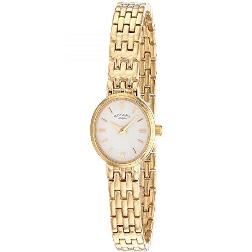 Rotary Damen - Armbanduhr Analog Quarz LB02084/02