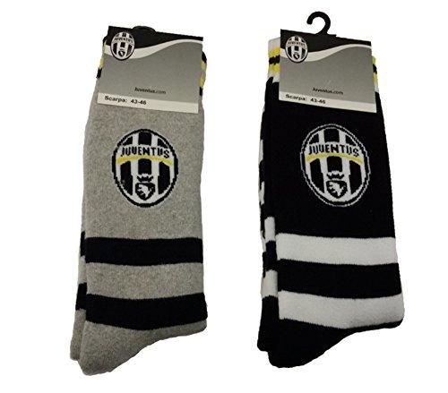 Juventus CALZE ANTISCIVOLO UN PAIO 43/46