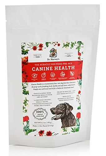 Dr. Harvey's Canine Health Miracle Dog Food, Human...