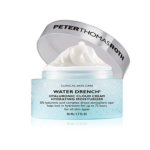 Water Drench Hyaluronic Cloud Cream Hydrating Moisturizer, Hyaluronic Acid for Face, Up to 72 Hours of Hydration for More Youthful-Looking Skin