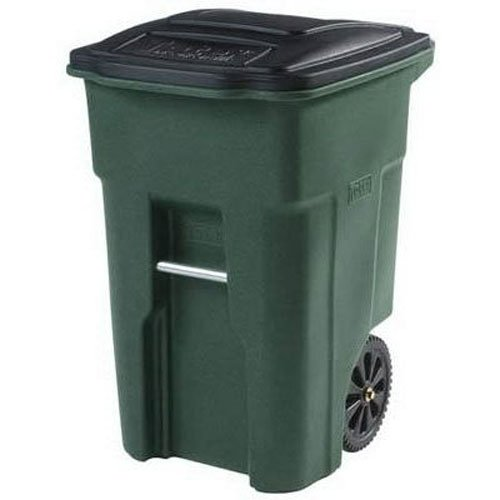 Toter 79248-R2968 48Gal 2-Wheel Trash...