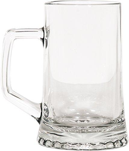 Rocco Bormioli Bormioli Rocco 1327326 Stern Confezioni 2 Bicchieri con Manico, 26 cl, Bamboo, 2 Pz