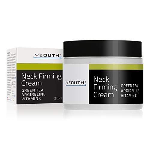 Crema reafirmante para el cuello YEOUTH, Crema antiarrugas h
