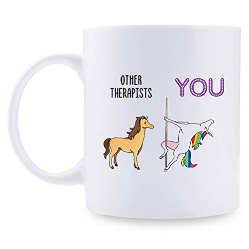 Therapist Gifts Coffee Mugs - Funny Therapist Appreciation...