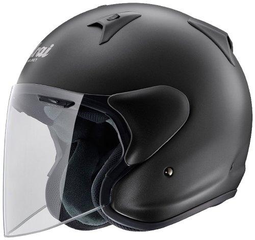 アライ(ARAI) バイクヘルメット ジェット SZ-G フラットブラック XL 61-62cm