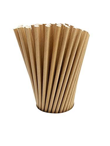 100 Paper Straws