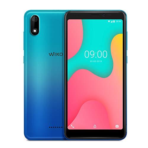 """Wiko Y60 + Carcasa - Smartphone 4G de 5,45"""" (Dual SIM, 16 GB de..."""
