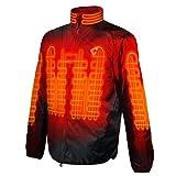 Gerbing Heated Jacket Liner - 12V Motorcycle Gear - 7 Heat Zones