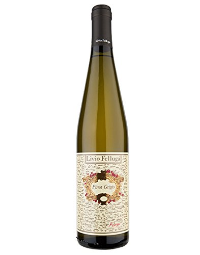 Friuli Colli Orientali DOC Pinot Grigio Livio Felluga 2018 0,75 L