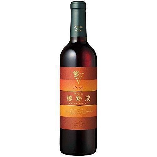 安心院ワイン 樽熟成マスカット・ベーリーA [ 赤ワイン ミディアムボディ 日本 720ml ]