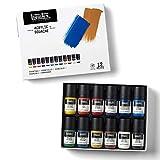 Liquitex 3699325 peinture, Acrylique, Essentiel, set