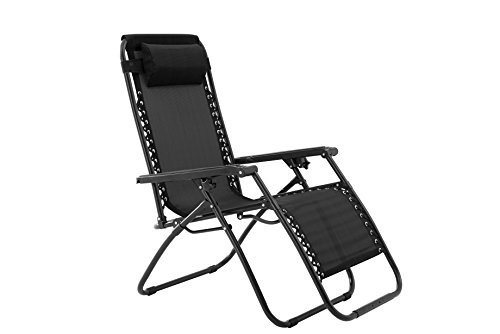 41o5cZGEerL - 7 Best Zero Gravity Chair Reviews
