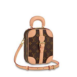 Louis Vuitton Valisette Verticale Top Handle Bags Handbags Purse 29