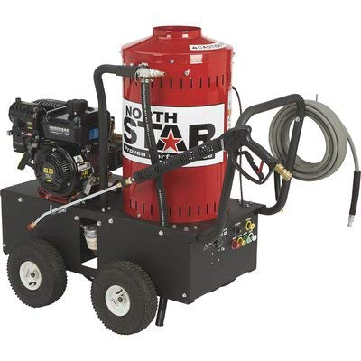3. NorthStar Gas-Powered Hot Water Pressure Washer