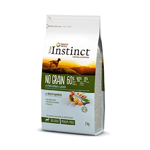 True Instinct No Grain - Nature's Variety - Pienso sin Cereales para...