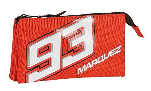 Marc Marquez - Astuccio triplo, 220 x 30 x 120 mm
