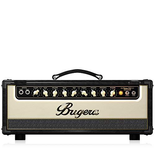 Bugera V55HD Infinium 2 Channel Guitar Head Amplifier Combo