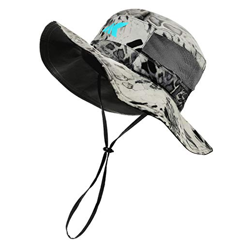 KastKing Sol Armis UPF 50 Boonie Hat - Sun Protection Hat, Fishing Hat - Breathable Fabric -...