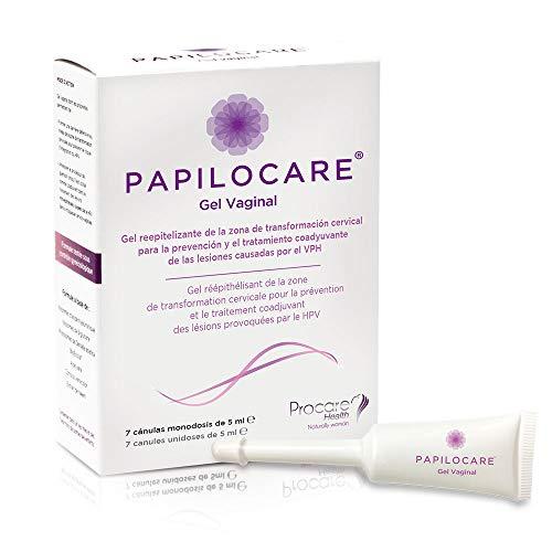 Procare Health Papilocare Gel Vaginal 7 Cánulas x 5 ml