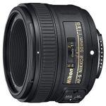 Nikon AF-S Nikkor 50 mm f/1.8G Prime Lens...