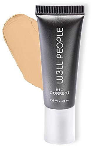 W3LL PEOPLE - Natural Bio Correct Multi-Action Concealer   Clean, Non-Toxic Makeup (Fair)
