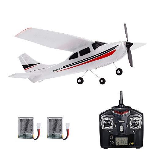 Goolsky Wltoys F949S RC Aereo 2.4G Aereo RC Aereo 3CH Telecomando EPP Aereo Modello in Miniatura...