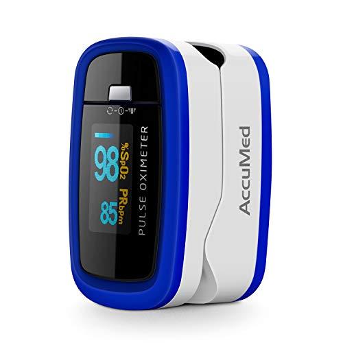 AccuMed CMS-50D1 Fingertip Pulse Oximeter