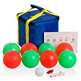 Playaboule Patented V4 Lighted Bocce Ball Set 2 Color 107mm