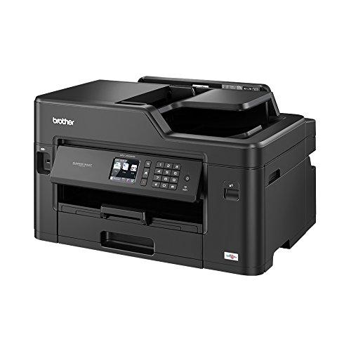 Brother MFC-J5330DW 4-in-1 Farbtintenstrahl-Multifunktionsgerät (250 Blatt Papierkassette, Drucker, Scanner, Kopierer, Fax)