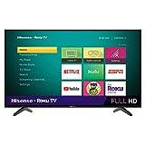 Hisense 40H4F 40-Inch LED Roku Smart TV with Alexa Compatibility (2020)