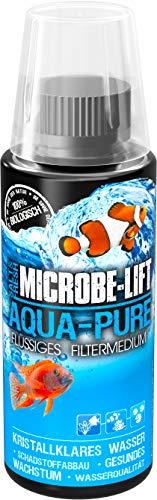 MICROBE-LIFT Aqua Pure - Medio filtrante líquido con bacterias vivas...